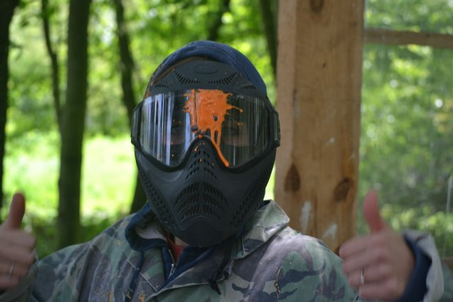 Jeux paintball Bruxelles - Galerie photos
