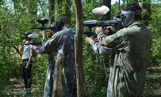 Paintball Adulte