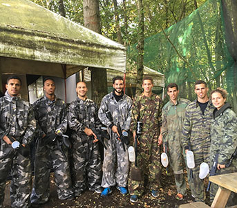 Paintball Bruxelles - Team Building